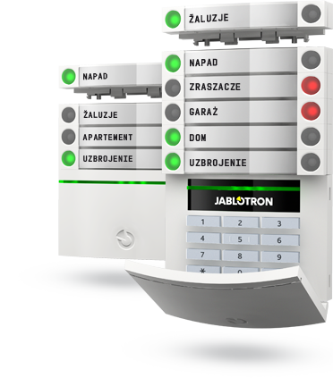 System alarmowy Jablotron 100