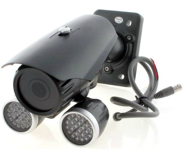 Kamera SONY z podwójnym oświetlaczem
